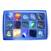 Fluorescent Mineral Collection - Long Wave Fluorescent