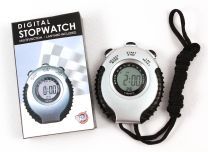 Digital Stopwatch With Lanyard
