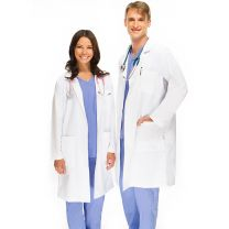 Unisex Adult Lab Coat - Large