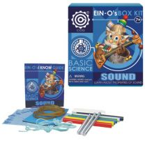 EIN-O Basic Box Kit - Sound Waves