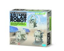 Eco Engineering 3 in 1 Mini Solar Robot