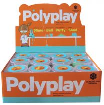 DIY Jumping Ball (Polyplay)