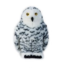 Owl Snow Plush - National Geographic