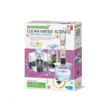 Green Science Clean Water Science Educational Kit
