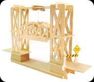 Lift Bridge - Truss Design