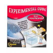 Experimental Cube - Eco Catastrophies