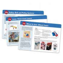 Simple Machines Activity Card Set