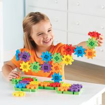 Gears! Gears! Gears! 60 Piece Building Set