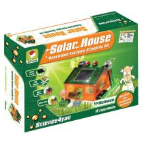 Solar House, Renewable Energies Science Kit