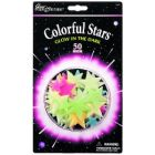 Colourful Stars - Glow In The Dark