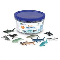 Ocean Animals Counters (Set of 50)