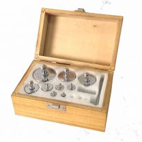 1000g Weight and Calibration Set