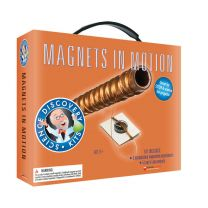 Science Discovery Kit: Magnets in Motion