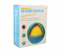 3D Planet Earth Kit