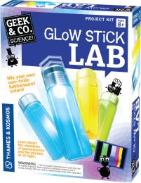Geek & Co Science: Glow Stick Lab