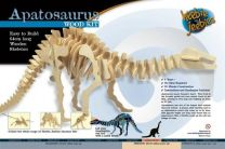 Wood Craft Kit, Large Apatosaurus