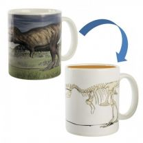 Mug, Living to Extinct Tyrannosaurus Rex