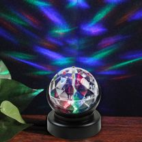 Prisma Light - Kaleidoscopic Light Show Projector