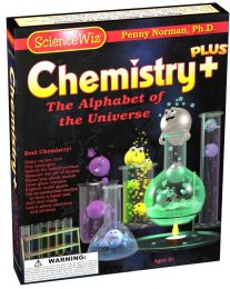 Science Wiz Chemistry Plus
