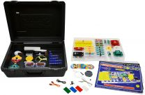 Snap Circuits Deluxe Sound & Light Combo