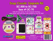 Snap Circuits 300 to 750 Upgrade Kit