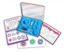 Spirograph Travel Design Set Tin