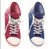 UV Shoelaces - Colour Change