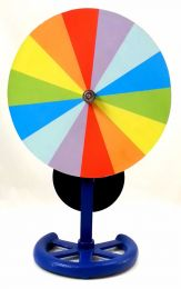 Newton's Color Disc, Hand Operated