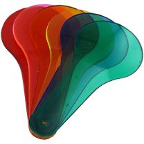 Colour Paddles - Set of 18