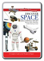 Discover Space Tin Set