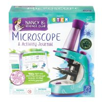Nancy B's Science Club Microscope & Activity Journal