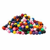 Solid Magnet Marbles, 50 Pack