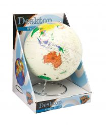 Antique Desk Globe - 20cm