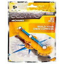 Geomag Mechanics Compass 21 Piece