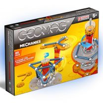 Geomag Mechanics 86 pcs