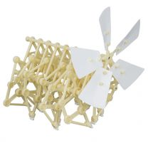 Wind Walker Wind Powered Strandbeest