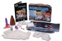 Eruptions & Explosions: Fizzing Science Discovery Kit