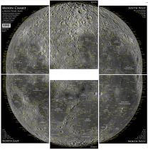 Moon Chart & Moon Phase Maps