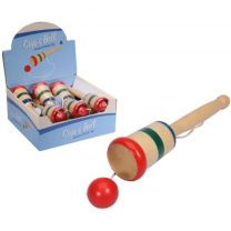 Wooden Catch Ball