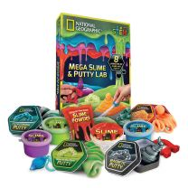 Mega Slime & Putty Lab