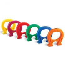 Primary Science Horseshoe Magnets, Set of 6