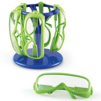 Safety Glasses with Stand