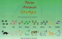 Stampers, Farm Animal