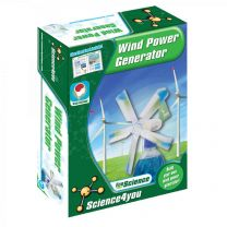Wind Power Generator, Science For You