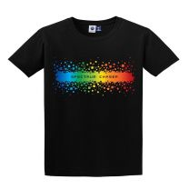 T Shirt, Spectrum Chaser