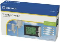 Weather Station with Mini LCD