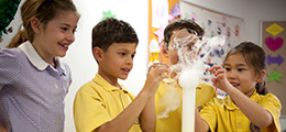 Primary Science Workshops and Incursions